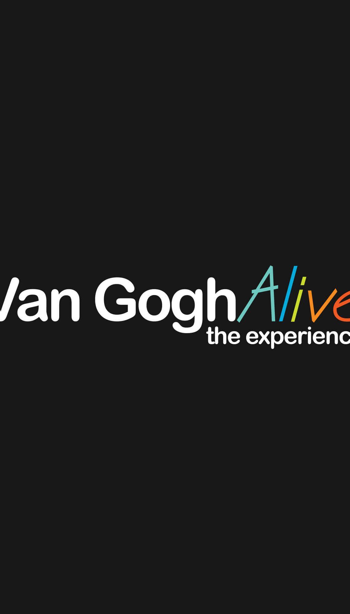 Van Gogh Alive Logo